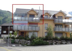 Maisonettewohnung mit 4 ½ Zimmern, 102 m² Wohnfläche in CH 6490 Andermatt_